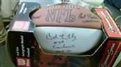 WILSON Football NFL SIGNED FOOTBALL